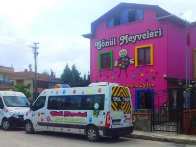 Gönül Meyveleri Çocuk Kulübü ve Etüt Evi