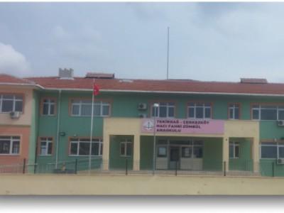 Hacı Fahri Zümbül Anaokulu