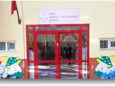 Mehmet Akif Ersoy Üniversitesi Anaokulu