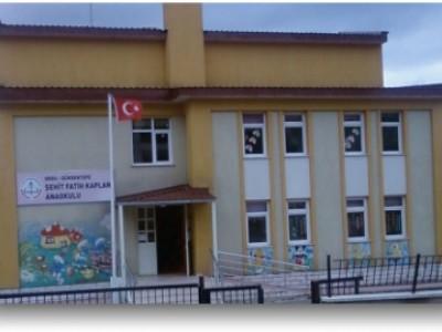 Şehit Fatih Kaplan Anaokulu