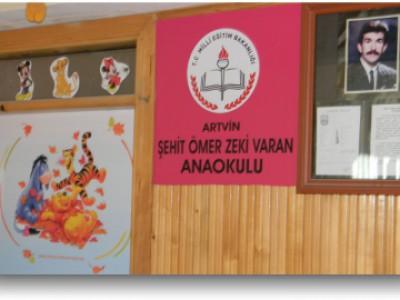Şehit Ömer Zeki Varan Anaokulu