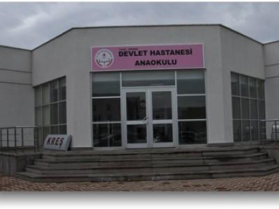 Tokat Devlet Hastanesi Anaokulu