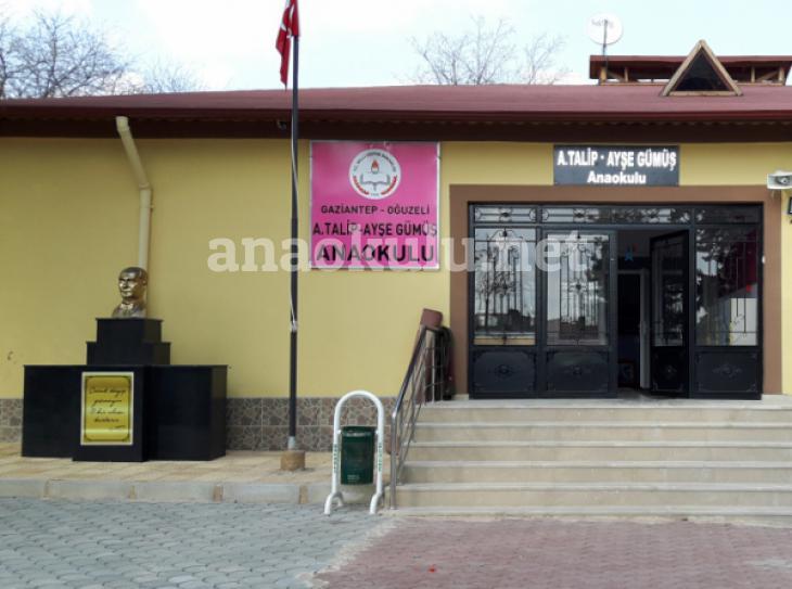 A. Talip - Ayşe Gümüş Anaokulu