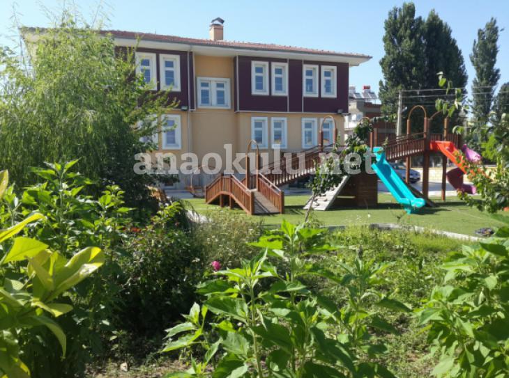 Ahmet - Hanife Paralı Anaokulu