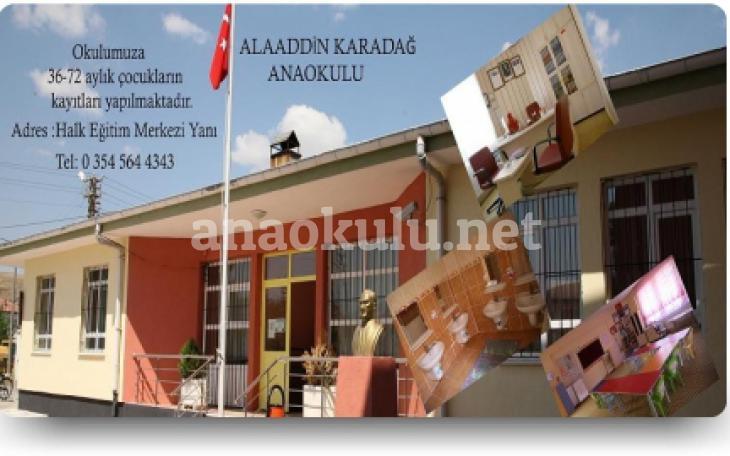 Alaaddin Karadağ Anaokulu