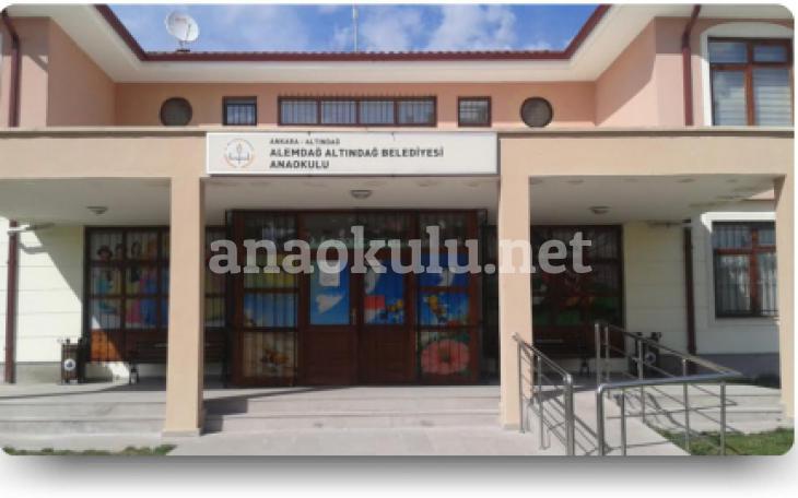 Alemdağ Altındağ Belediyesi Anaokulu