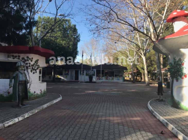 Antalya Büyükşehir Belediyesi Anaokulu